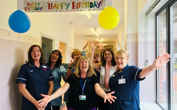 Happy Birthday to our Thames Medical Locality Hub