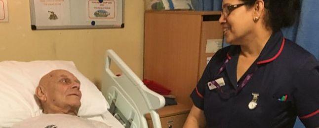 New hospital beds