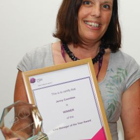 Jenny Coombes staff member