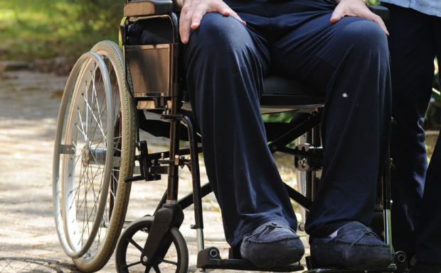 Wheelchair User